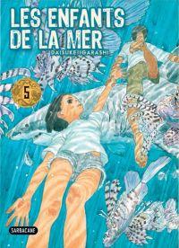 Les Enfants de la mer T5, manga chez Sarbacane de Igarashi