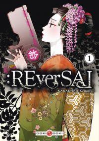 Reversal T1 : , manga chez Bamboo de Karakara