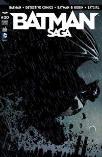Batman Saga T20, comics chez Urban Comics de Layman, Snyder, Fawkes, Tynion IV, Tomasi, Sampere, Fabok, Albarran, Hope, Marc, Gleason, Maleev, Kubert, Clarke, Cifuentes, Gray, Hunter, Kalisz, Cox, Blond, Anderson