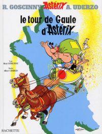 Astérix T5 : Le tour de gaule (0), bd chez Albert René de Goscinny, Uderzo