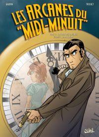 Arcanes du Midi-Minuit T11 : L'affaire des origines : Jim McKalan (0), bd chez Soleil de Gaudin, Trichet, Guillo