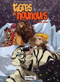 Tigres et Nounours T3 : Troisième voyage (0), comics chez Bamboo de Bullock, Lawrence