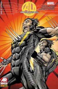 Age of Ultron T5, comics chez Panini Comics de Bendis, Pacheco, Peterson, Mounts, Villarubia