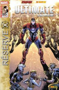 Ultimate Universe T11 : Réserve X (0), comics chez Panini Comics de Bendis, Wood, Edmonson, Baldeon, Pichelli, Barbieri, Aburtov, Ponsor, Ho, Tartaglia, Ryan