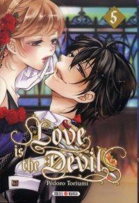 Love is the devil T5, manga chez Soleil de Toriumi