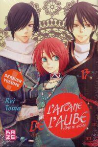 L'Arcane de l'aube  T13, manga chez Kazé manga de Toma