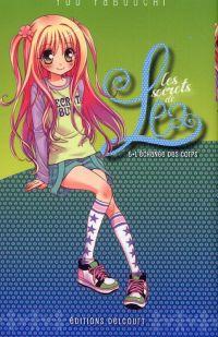 Les secrets de Lea T6, manga chez Delcourt de Yabuuchi
