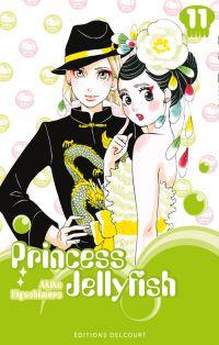 Princess jellyfish T11, manga chez Delcourt de Higashimura