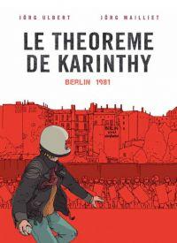 Le Théorème de Karinthy, bd chez Des ronds dans l'O de Ulbert, Maillet
