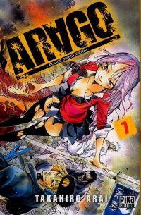 Arago T7, manga chez Pika de Arai