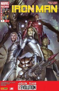 Iron Man (revue) T7 : Après l'effort... (0), comics chez Panini Comics de Gillen, Fraction, Bendis, Del Mundo, Bagley, Pichelli, Eaglesham, Mounts, Ponsor, Guru efx, Granov
