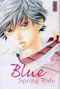 Blue spring ride T4, manga chez Kana de Sakisaka