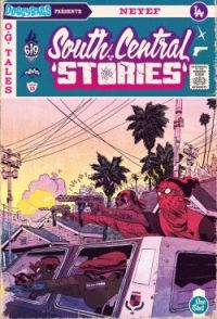 Doggy Bags présente : South Central Stories, comics chez Ankama de Neyef