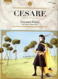 Cesare T7, manga chez Ki-oon de Soryo, Hara