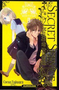 Secret service - Maison de Ayakashi T9 : , manga chez Kurokawa de Fujiwara