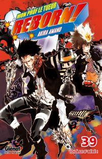 Reborn ! Mon prof le tueur T39, manga chez Glénat de Amano