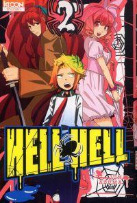Hell hell  T2, manga chez Ki-oon de Azuma
