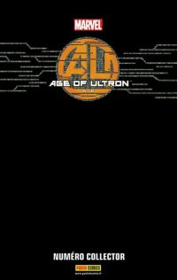 Age of Ultron T6, comics chez Panini Comics de Bendis, Marquez, Neary, Maleev, Pacheco, Peterson, Palmer, Hitch, Bonet, Guice, Quesada, Mounts, Isanove