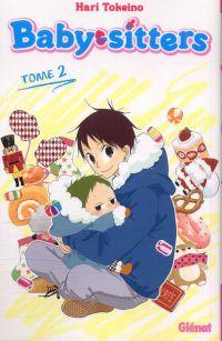 Baby sitters T2, manga chez Glénat de Tokeino