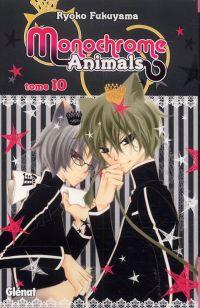 Monochrome animals T10, manga chez Glénat de Fukuyama