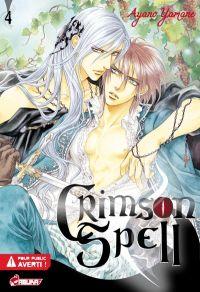 Crimson spell  T4, manga chez Asuka de Yamane