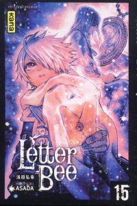 Letter bee T15, manga chez Kana de Asada