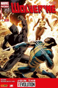 Wolverine (revue) T8 : La saga des damnés, comics chez Panini Comics de Cornell, Aaron, Bradshaw, Farmer, Wong, Davis, Martin, Hollingsworth, Milla, Robertson