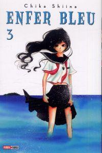 Enfer bleu T3, manga chez Panini Comics de Shiina