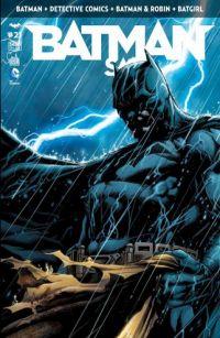 Batman Saga T21, comics chez Urban Comics de Tomasi, Snyder, Layman, Simone, Gray, Sampere, Capullo, Miki, Fabok, Glapion, Marc, Gleason, Jonsson, Florea, Kalisz, Cox, FCO Plascencia, Blond