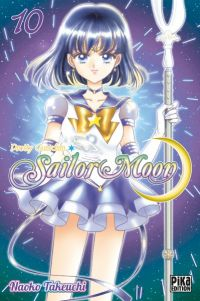 Sailor moon - Pretty guardian  T10, manga chez Pika de Takeuchi