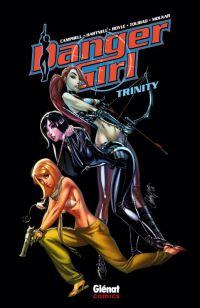 Danger girl : Trinity (0), comics chez Glénat de Hartnell, Tolibao, Molnar, Royle, Fajardo Jr, Campbell