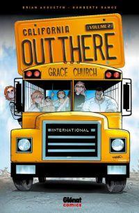 Out There T2, comics chez Glénat de Augustyn, Ramos, Studio F