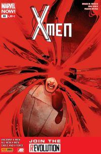 X-Men (revue) – V 4, T8 : Blockbuster (0), comics chez Panini Comics de Bunn, Bendis, Hopeless, Lafuente, Sandoval, Larroca, Irving, Anka, Campbell, d' Armata, Noto, Camuncoli