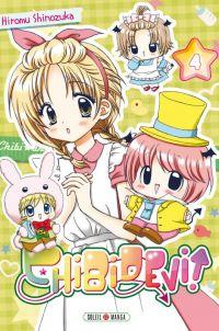 Chibi devi ! T4, manga chez Soleil de Shinozuka