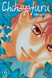 Chihayafuru T6, manga chez Pika de Suetsugu