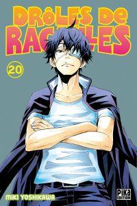Drôles de racailles T20, manga chez Pika de Yoshikawa