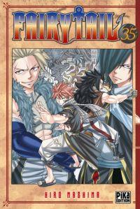 Fairy Tail T35, manga chez Pika de Mashima