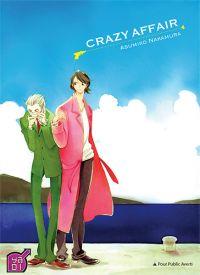 Crazy affair , manga chez Taïfu comics de Nakamura