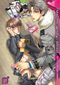 Treat me gently, please T1, manga chez Taïfu comics de Nekota