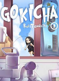 Gokicha T1, manga chez Komikku éditions de Rui