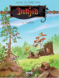 Donjon Crépuscule T111 : La Fin du Donjon (0), bd chez Delcourt de Trondheim, Mazan, Walter
