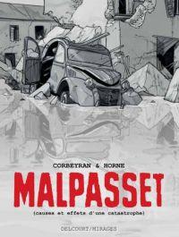 Malpasset : Causes et effets d'une catastrophe (0), bd chez Delcourt de Corbeyran, Horne