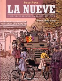La Nueve, bd chez Delcourt de Roca