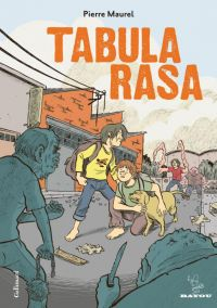 Tabula rasa, bd chez Gallimard de Maurel