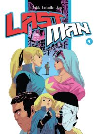 Lastman T4, manga chez Casterman de Sanlaville, Vivès, Balak