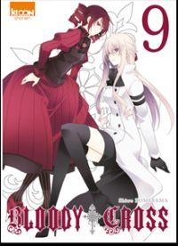 Bloody cross T9 : , manga chez Ki-oon de Komeyama