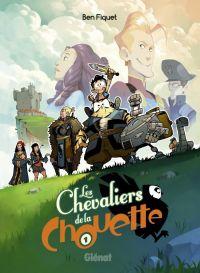 Les Chevaliers de la chouette T1, bd chez Glénat de Fiquet