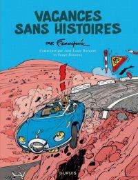 Spirou et Fantasio : Vacances sans histoires (0), bd chez Dupuis de Franquin, Jannin