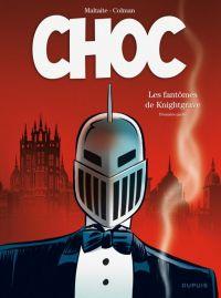 Choc T1 : Les fantômes de Knightgrave (0), bd chez Dupuis de Colman, Maltaite, Lady C.