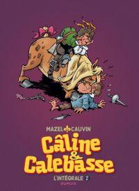Câline et Calebasse T2 : 1974-1984 (0), bd chez Dupuis de Cauvin, Mazel